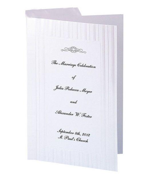 $15/Wilton® 50 ct. Simple Yet Elegant Programs, , hi-res