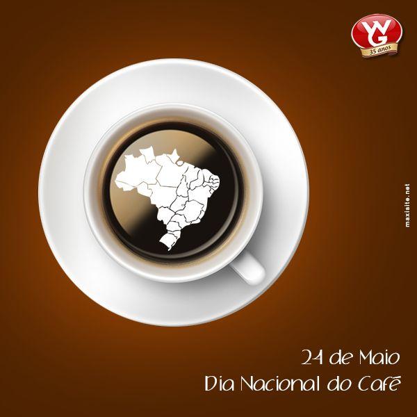 Dia Nacional do Café - Fornos WG