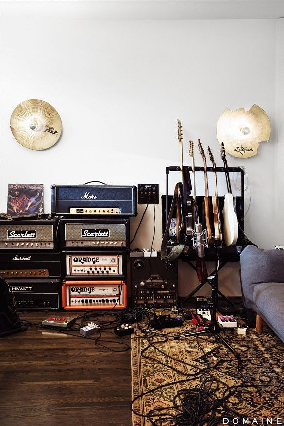 tour the hip la home of fall out boys guitarist