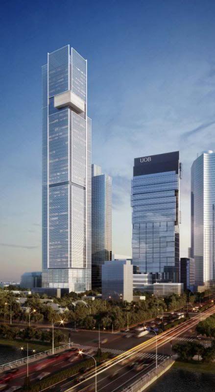 JAKARTA | Thamrin Nine Tower 1 | 330m | 1083ft | 71 fl | U/C - SkyscraperCity