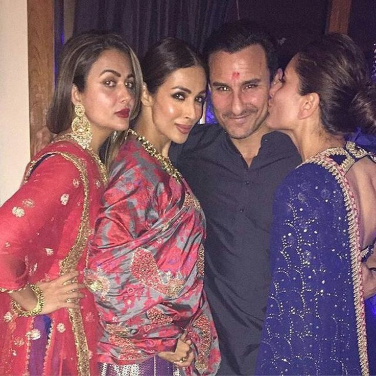 Kareena Kapoor Diwali Celebration with Malaika Arora Khan & Amrita Arora