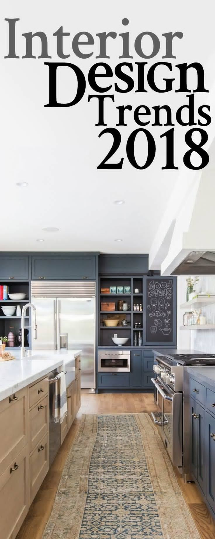 Everyoneu0027s Looking Forward To A New Year And To A New Chapter In Life. As  We Wait For 2018 To Come Over, Why Donu0027t We Look Into These Upcoming Home  Style ...