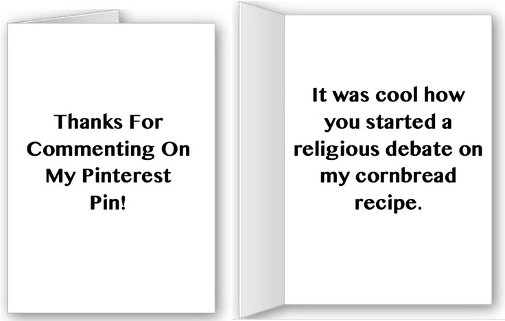 Hahaha. I need this card: Blackened Soul, Funnier, Funny, Funnies, Comment, Cornbread Recipe, Cards, Deepest Sympathies