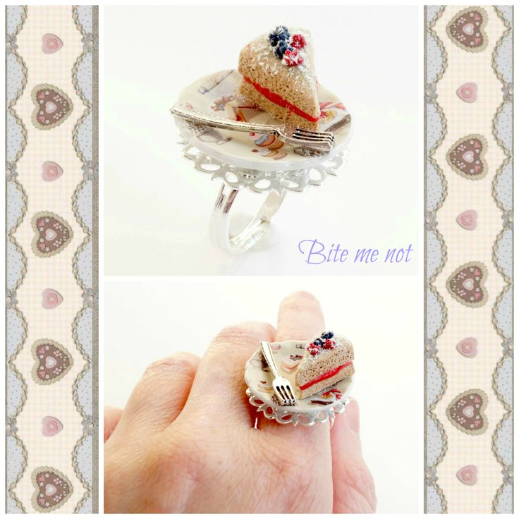 ''Forest fruit pastry'' Ring!