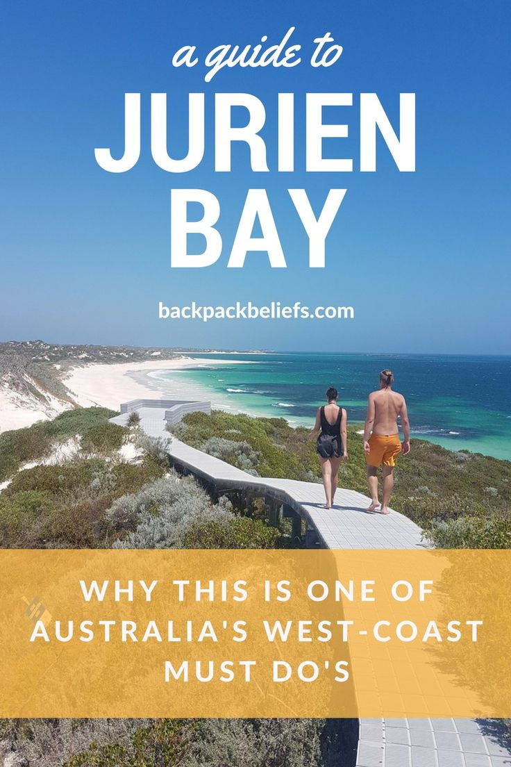 discover why you cannot leave Jurien Bay off your bucketlist when travelling the Australian West Coast!