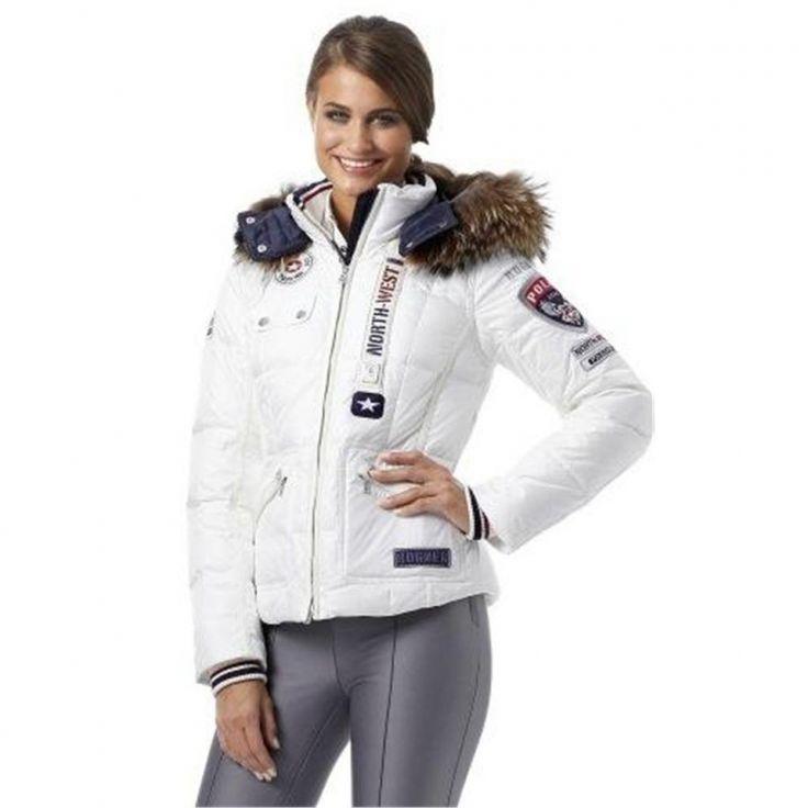 Veste de ski femme bogner