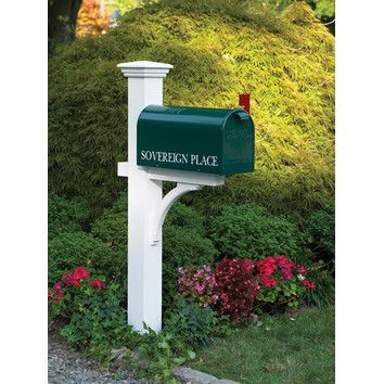 Good Directions Good Directions Lazy Hill Farm Sovereign Mailbox Post