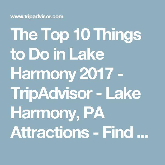 The Top 10 Things To Do In Frankfurt 2017 Tripadvisor: Best 25+ Lake Harmony Ideas On Pinterest