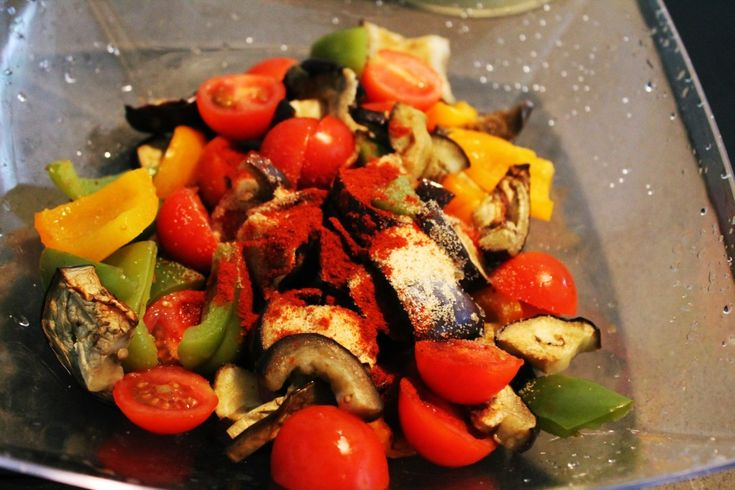Oven baked vegetables you've gotta try