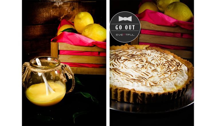 Lemon pie                    Sweet & Savory