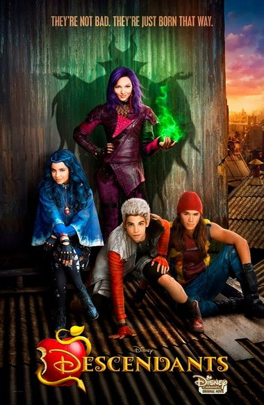 What if the world's greatest villains had children? In the popular Disney Channel movie Descendants, that question is answered.