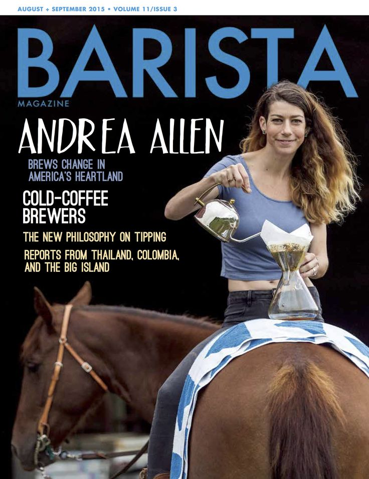 This is Barista Magazine Online - the digital home for Barista Magazine