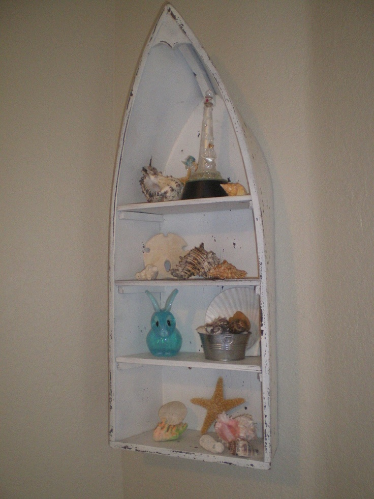 Boat bar to book shelve from our wedding =) Will be doing this!