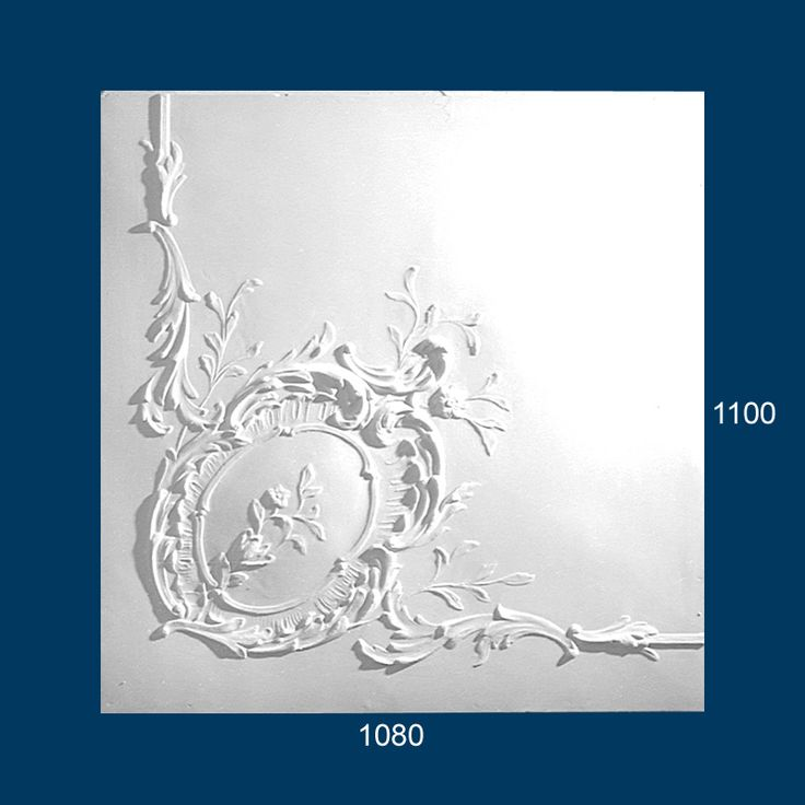 Plaster Ceiling Panel BDP018A