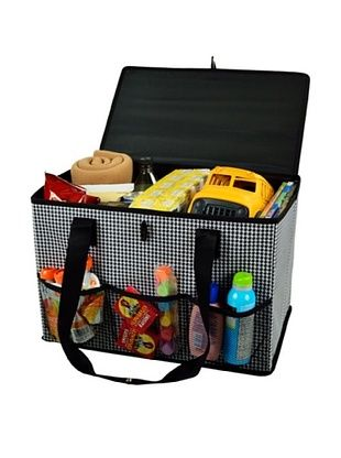 46% OFF Picnic at Ascot Collapsible Home & Trunk Organizer (Houndstooth)