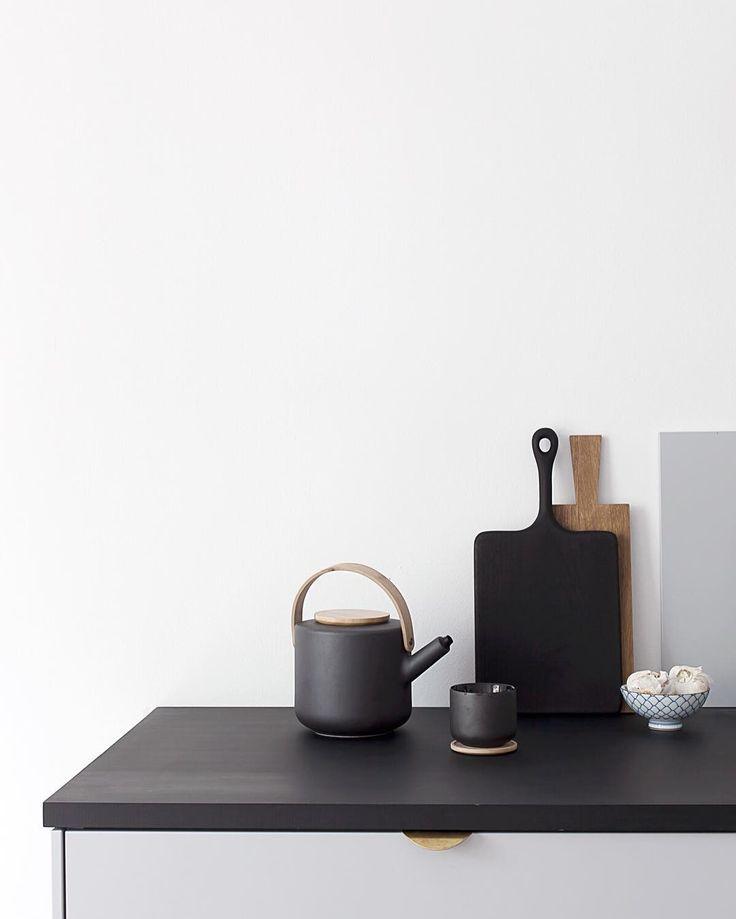 Saturday morning tea break #stelton #ingredientslondon #urbanara