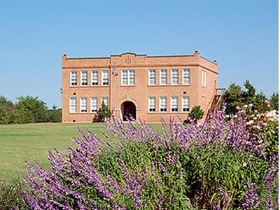 The Old Bedford School - Bedford, Texas