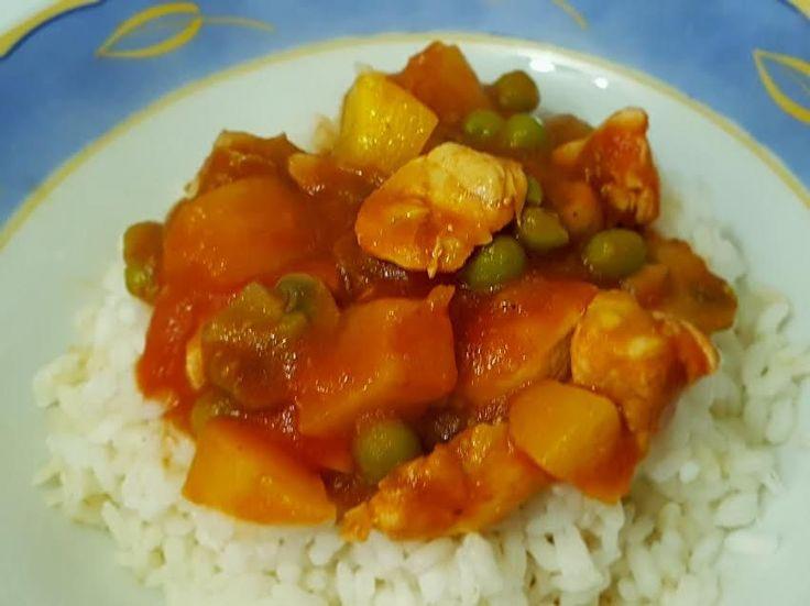 Recept: Kip Pilaf