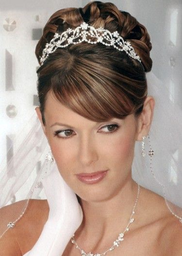 53 best Wedding Hair Updos images on Pinterest Hairstyles