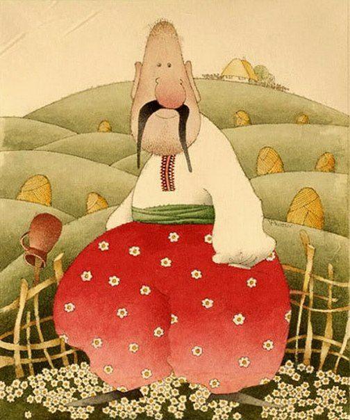 Виктория Процив, популярная львовская художница, 1982 г.р.