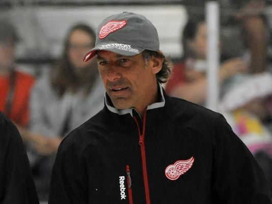 Chelios back with Red Wings :-) Det News