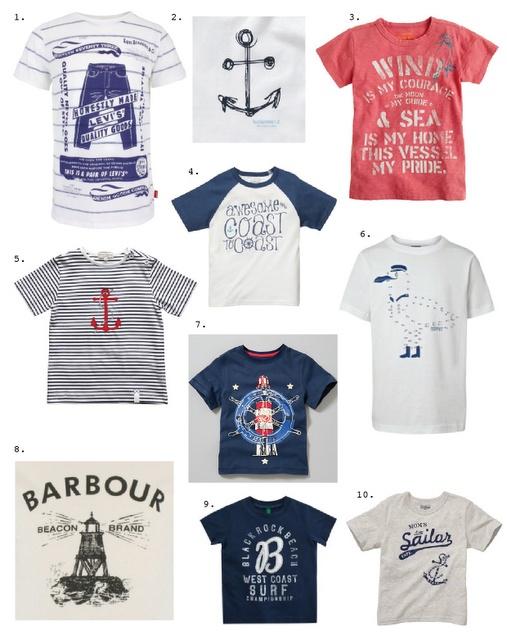 Spring Summer 2012 Summer Sailing/Nautical trend