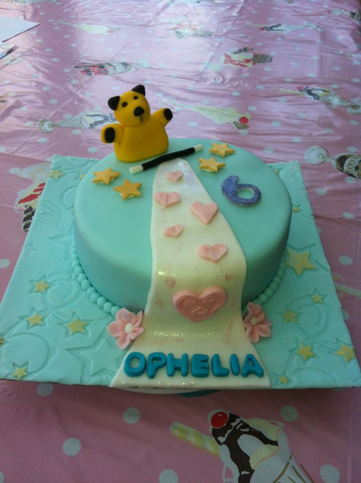 Sooty cake