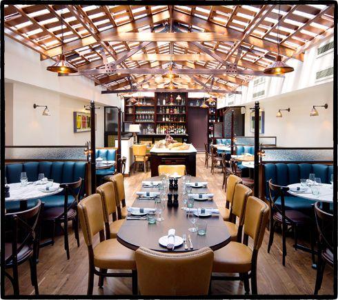 Cafe Murano: Italian (Covent Garden)