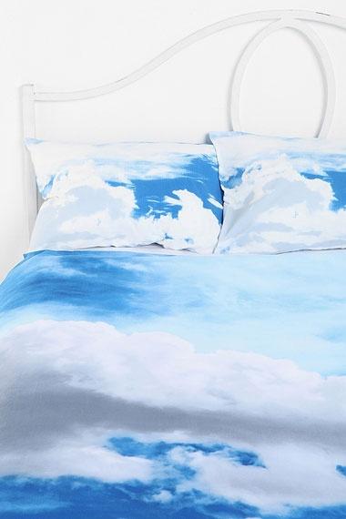 Clouds Bedspread