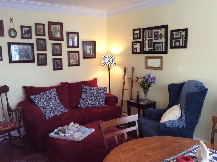 Living/dining room redo