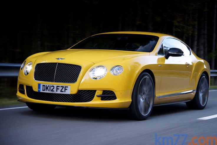 bentley continental gt speed 625 cv