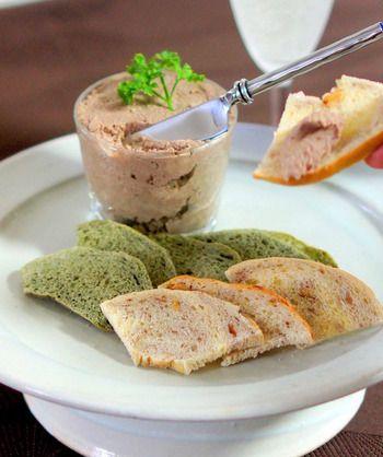 食べて乾燥肌・風邪予防♪おいしく摂れる「レチノール(ビタミンA ... 新鮮な鶏レバーが手に入ったら、自家製のレバーペーストなんていかが