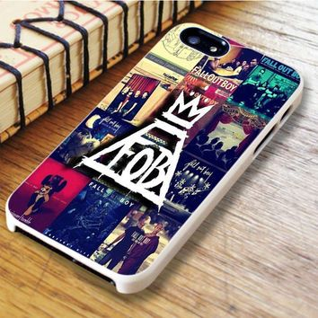 Fall Out Boy Collage Art iPhone 6 | iPhone 6S Case