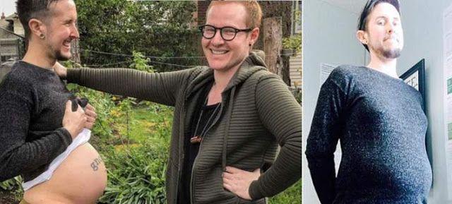 Πιερία: Γκέι ζευγάρι περιμένει το πρώτο του παιδί - Έγκυος...