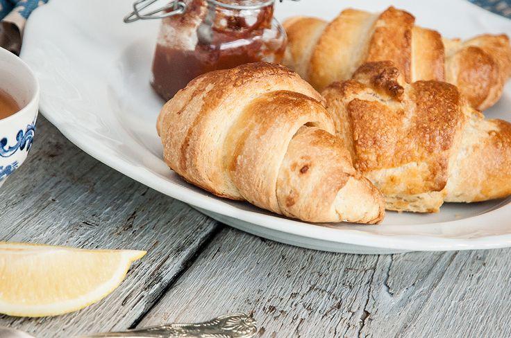 Türelem croissant-t terem | NOSALTY – receptek képekkel