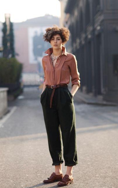 21 Modische Outfits mit Monk Strap Shoes für Frauen