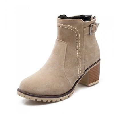 Autumn And Winter Fashion Boots