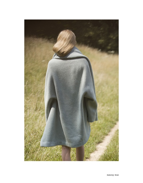 Ola Rindal: Style, Clothes, Dimitry Krul, Fashion Photography, Ola Rindal, Hair, Coats, Outerwear