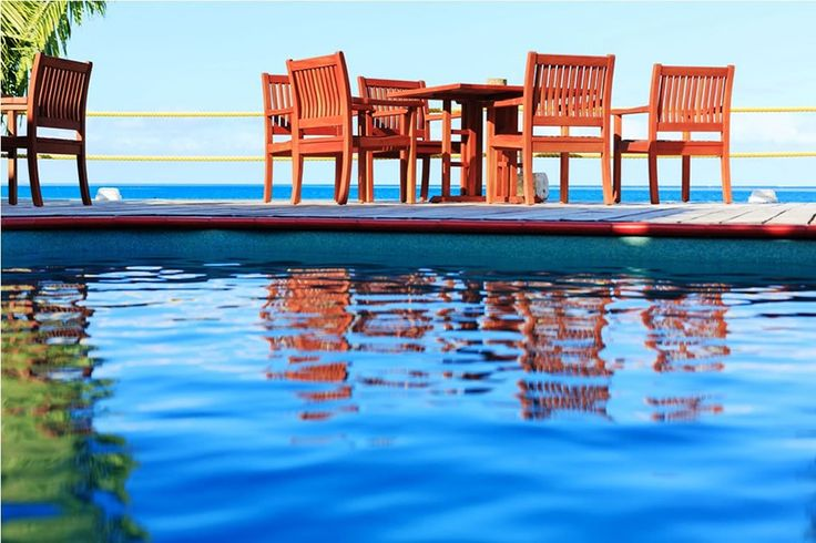 It's a summer view... http://www.funkyfishresort.com/