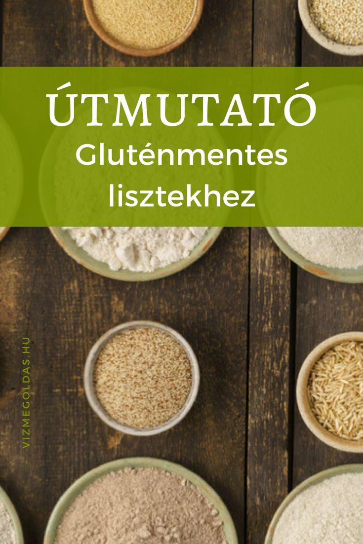 Egészséges táplálkozás - Gluténmentes lisztek – útmutató 15 fajta liszthez