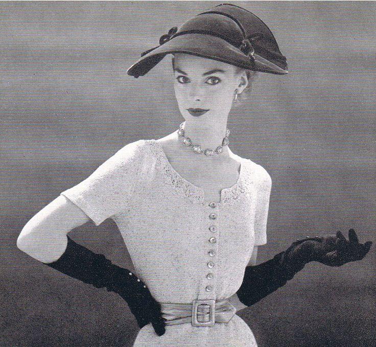 glam 50's black accessories