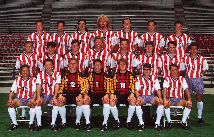 USA team 1994