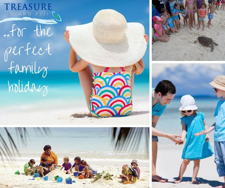 Wouldn't you love to pack up the kids right now and head over to warm and sunny Fiji? #treasureislandfiji is ready and waiting for you!