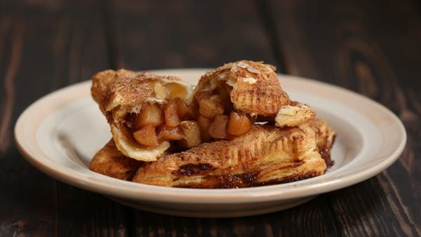 tastemade apple turnovers