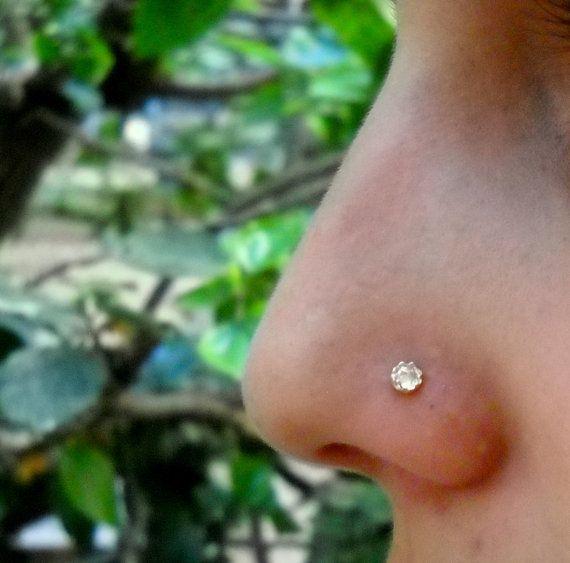 Best 25 Diamond Nose Stud Ideas On Pinterest Nose