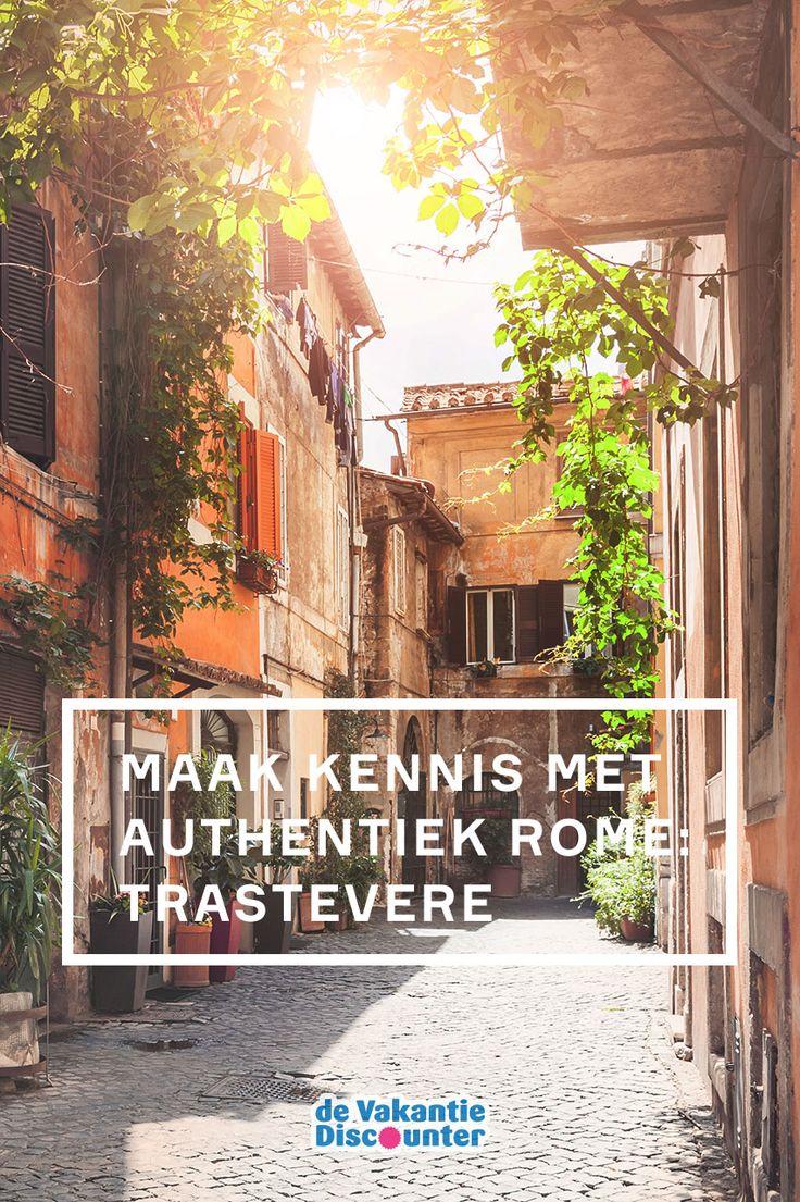 Lange tijd werd Trastevere in reisgidsen totaal onderbelicht. Anno 2016 is deze wijk, met überromantische straatjes en gebouwen in diep-oranje aardetinten, één van de opkomende wijken van Rome. Tijd om kennis te maken met deze nog altijd authentieke wijk!