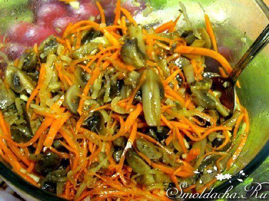 Огурцы по-корейски. Вкусные рецепты салатов и острых заготовок на зиму