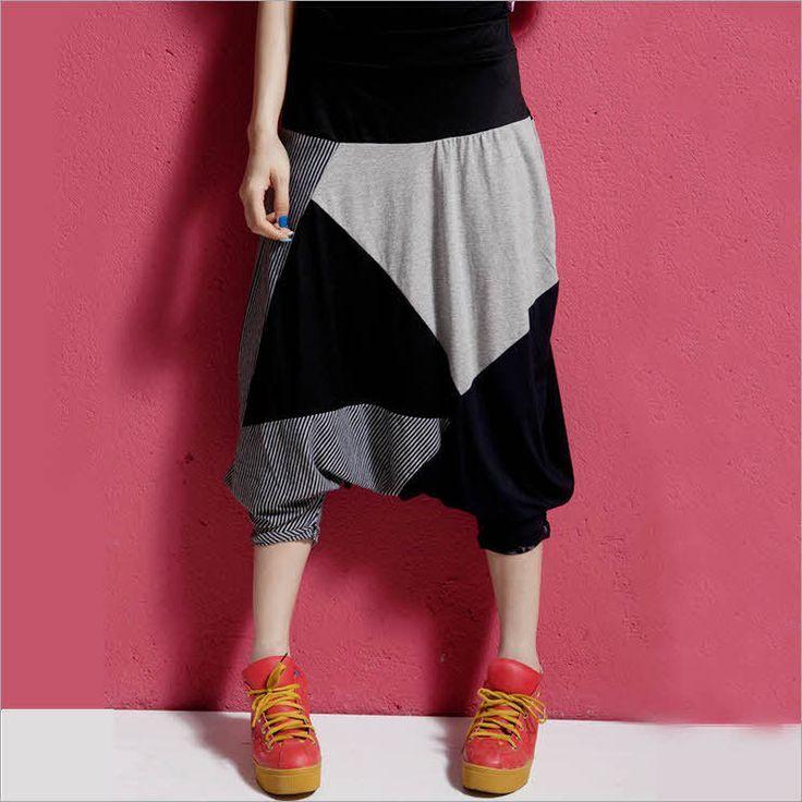 Mujeres de moda Street Dance pantalones Hip Hop harén - Buscar con Google
