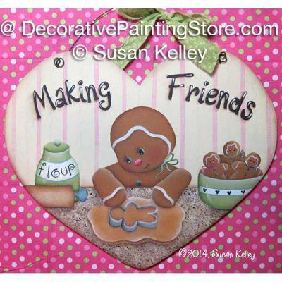 Making Friends ePacket - Susan Kelley - PDF DOWNLOAD