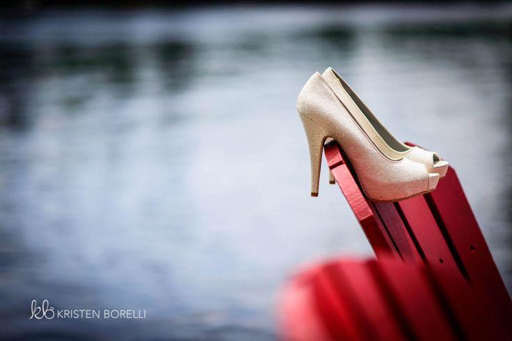 Wedding Shoe Photography | Kristen Borelli Photography | Vancouver Island Weddings | Patterson Kaye Lodge Wedding Photography | Cottage Wedding Photography |